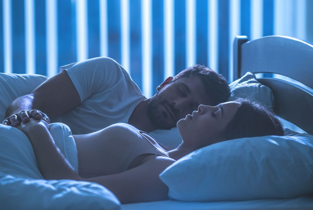 Getting treated for sleep apnea can save your life and your marriage.